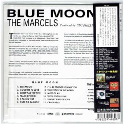 Photo2: THE MARCELS / BLUE MOON (Brand New Japan Mini LP CD)