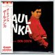 PAUL ANKA / PAUL ANKA (Brand New Japan Mini LP CD)