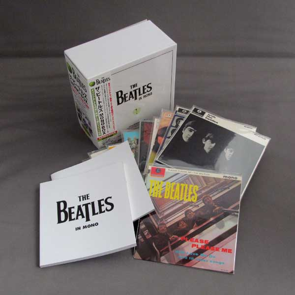 The Beatles The Beatles In Mono 1st Press Used Japan