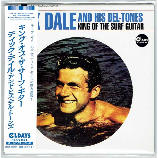 Dick Dale & His Del-tones - Pick And Play
