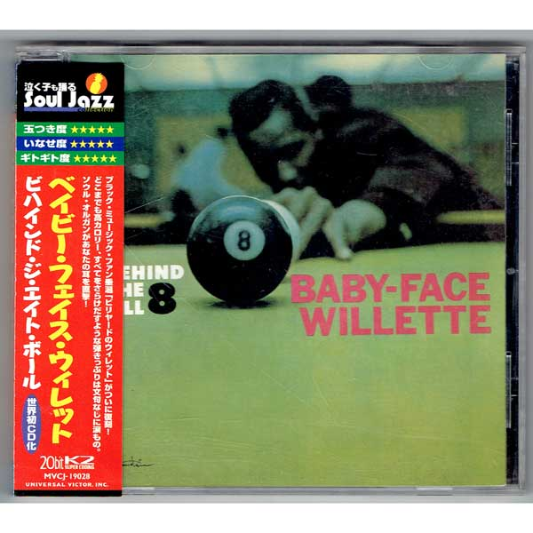 'Baby Face' Willette - Behind The 8 Ball