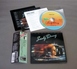 Photo2: SANDY DENNY / RENDEZVOUS (Used Japan mini LP CD)