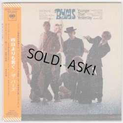 Photo1: THE BYRDS / YOUNGER THAN YESTERDAY (Used Japan mini LP Blu-spec CD)
