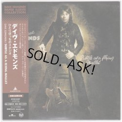 Photo1: DAVE EDMUNDS / SUBTLE AS A FLYING MALLET (Used Japan mini LP CD)