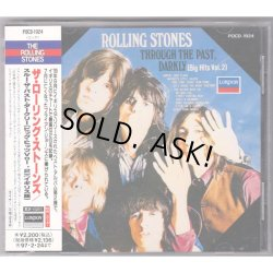 Photo1: THROUGH THE PAST, DARKLY - BIG HITS VOL.2 - UK EDITION (USED JAPAN JEWEL CASE CD)  THE ROLLING STONES