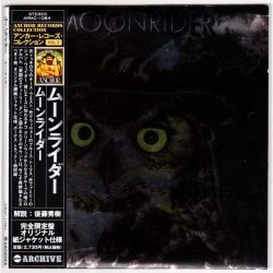 Photo1: MOONRIDER / MOONRIDER (Used Japan mini LP CD) Keith West