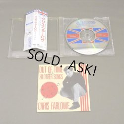 Photo2: CHRIS FARLOWE / OUT OF TIME AND 20 OTHER SONGS (Used Japan Jewel Case CD)