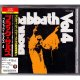 BLACK SABBATH / BLACK SABBATH VOL.4 (Used Japan Jewel Case CD)