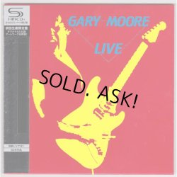 Photo1: GARY MOORE / LIVE AT THE MARQUEE (Used Japan mini LP SHM-CD)