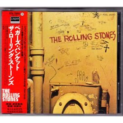 Photo1: THE ROLLING STONES / BEGGARS BANQUET (Used Japan Jewel Case CD)