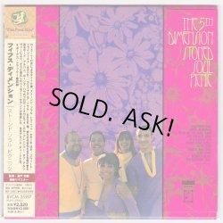 Photo1: THE 5TH DIMENSION / STONED SOUL PICNIC (Used Japan Mini LP CD)