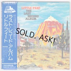 Photo1: LITTLE FEAT / THE LAST RECORD ALBUM (Used Japan Mini LP CD)