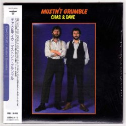 Photo1: CHAS & DAVE / MUSTN'T GRUMBLE (Used Japan mini LP CD)