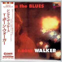 Photo1: T-BONE WALKER / SINGS THE BLUES (Brand New Japan Mini LP CD)