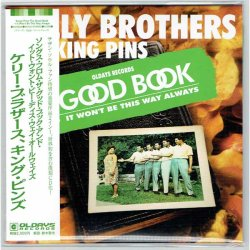Photo1: KELLY BROTHERS, THE KING PINS / SONGS FROM THE GOOD BOOK + IT WON'T BE THIS WAY ALWAYS (Brand New Japan Mini LP CD)