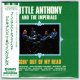LITTLE ANTHONY AND THE IMPERIALS / GOIN' OUT OF MY HEAD (Brand New Japan mini LP CD) * B/O *