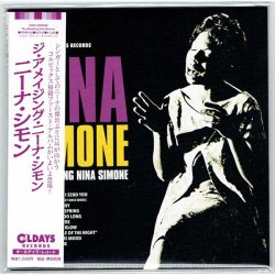 Photo1: NINA SIMONE / THE AMAZING NINA SIMONE (Brand New Japan mini LP CD) * backorder *