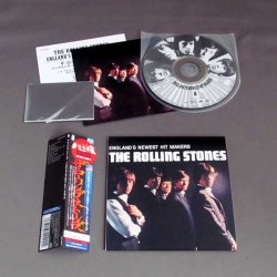Photo2: THE ROLLING STONES / ENGLAND'S NEWEST HIT MAKERS (Used Japan mini LP CD)