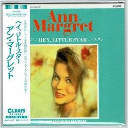 Photo1: ANN-MARGRET / HEY, LITTLE STAR - THE VERY BEST OF THE RCA YEARS (Brand New Japan Mini LP CD)