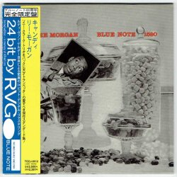 Photo1: LEE MORGAN / CANDY (Used Japan mini LP CD) Blue Note