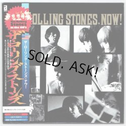 Photo1: THE ROLLING STONES / THE ROLLING STONES, NOW (Used Japan Mini LP CD)