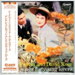 Photo1: ANDRE PREVIN & DAVID ROSE & HIS ORCHESTRA / SECRET SONGS FOR YOUNG LOVERS (Brand New Japan mini LP CD)