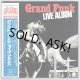 LIVE ALBUM (USED JAPAN MINI LP CD) GRAND FUNK RAILROAD