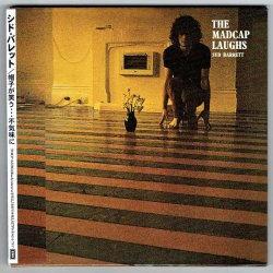 Photo1: SYD BARRETT / THE MADCAP LAUGHS (Used Japan mini LP CD) Pink Floyd