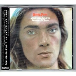Photo1: GARY FARR / ADRESSED TO THE CENSORS OF LOVE (Used Japan Jewel Case CD)