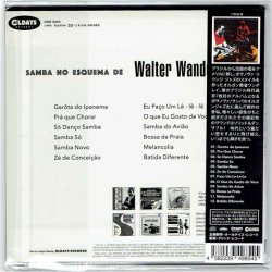 Photo2: WALTER WANDERLEY / SAMBA NO ESQUEMA DE (Brand New Japan Mini LP CD)