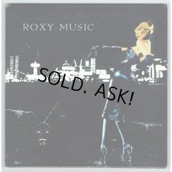 Photo1: ROXY MUSIC / FOR YOUR PLEASURE - missing OBI (Used Japan Mini LP CD)