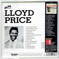 Photo2: LLOYD PRICE / LLOYD PRICE (Brand New Japan Mini LP CD)