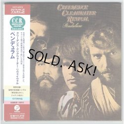 Photo1: CREEDENCE CLEARWATER REVIVAL / PENDULUM (Used Japan Mini LP CD) CCR