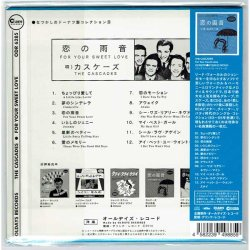 Photo2: THE CASCADES / FOR YOUR SWEET LOVE (Brand New Japan mini LP CD) * B/O *