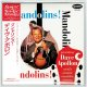 DACE APOLLON / MANDOLINS! (Brand New Japan Mini LP CD) * B/O *