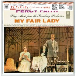 Photo1: PERCY FAITH AND HIS ORCHESTRA / MY FAIR LADY (Used Japan Mini LP CD)