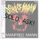 MANFRED MANN / SOUL OF MANN PLUS (Used Japan Mini LP CD)