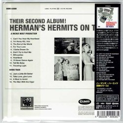 Photo2: HERMAN'S HERMITS / HERMAN'S HERMITS ON TOUR - THEIR SECOND ALBUM! (Brand New Japan mini LP CD) * B/O *