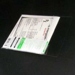 Photo4: RESEALABLE OUTER SLEEVES for Mini LP CD (100 pieces)