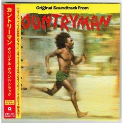 Photo1: THE ORIGINAL SOUNDTRACK FROM THE FILM COUNTRY MAN (Used Japan Mini LP CD) Bob Marley