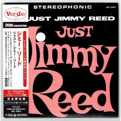 Photo1: JIMMY REED / JUST JIMMY REED (Used Japan Mini LP CD)