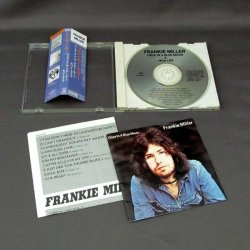 Photo2: FRANKIE MILLER / ONCE IN A BLUE MOON & HIGH LIFE (Used Japan Jewel Case CD)