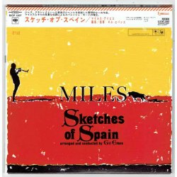 Photo1: MILES DAVIS with Gil Evans Orchestra / SKETCHES OF SPAIN (Used Japan Mini LP CD)