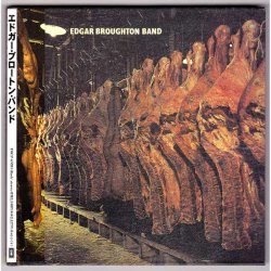 Photo1: THE EDGAR BROUGHTON BAND / EDGAR BROUGHTON BAND (Used Japan Mini LP CD)