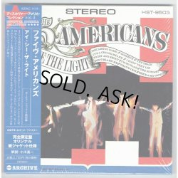 Photo1: THE FIVE AMERICANS / I SEE THE LIGHT (Used Japan Mini LP CD)
