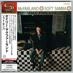 Photo1: GARY McFARLAND / SOFT SAMBA (Used Japan Mini LP SHM-CD)