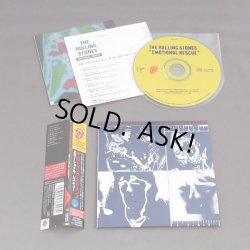 Photo2: THE ROLLING STONES / EMOTIONAL RESCUE (Used Japan Mini LP CD)