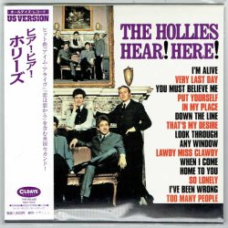 Photo1: THE HOLLIES / HERE! HERE! (Brand New Japan mini LP CD) * B/O *