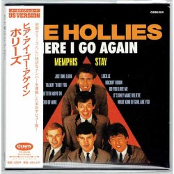 Photo1: THE HOLLIES / HERE I GO AGAIN (Brand New Japan mini LP CD)