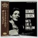 BONNIE DOBSON / SHE LIKE A SWALLOW (Brand New Japan Mini LP CD) * B/O *